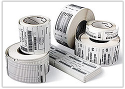Industrial Barcode Labels